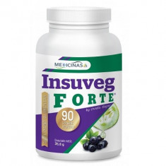 Insuveg Forte, 90 capsule, Medicinas