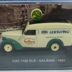 Macheta Fiat 1100 ELR - Ixo 1/43