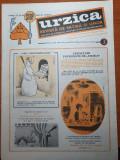 Revista urzica martie 1978 - revista de satira si umor