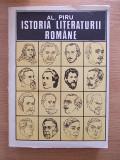 ALEXANDRU PIRU- ISTORIA LITERATURII ROMANE- r4f