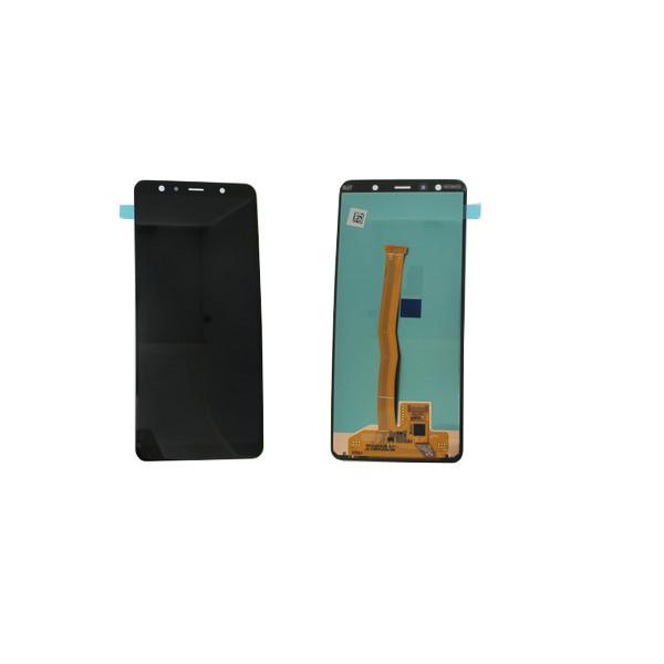 Display Samsung Galaxy A7 2018 Original Negru