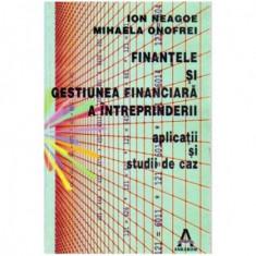 Finantele si gestiunea financiara a intreprinderii - Aplicatii si studii de caz