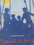 Jurnal de bord - V. Manuceanu