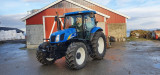 Tractor: New Holland Ts 110