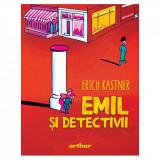 Emil si detectivii, Erich Kastner