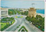 Vedere Salonik- Grecia, Circulata, Printata