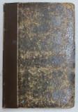 SCRISOAREA MOLDOVEI de DIMITRIE CANTEMIR, IASI , 1868