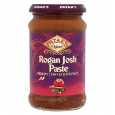 PATAK'S Rogan Josh Paste (Pasta Indiana Pentru Carne de Miel in Sos) 283g