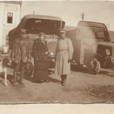 Automobil militar austro-ungar fotografie Primul Razboi Mondial