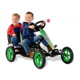 Kart cu pedale Dino Cars Speedy BF1 verde
