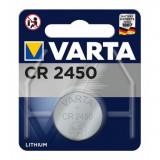 Varta CR2450 6450 baterie plata Conținutul pachetului 1x Blister