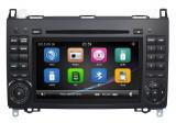 Unitate Multimedia cu Navigatie GPS Audio Video DVD si Touchscreen Mercedes Benz Sprinter W318 2006-2012 + Cadou Card GPS 8Gb