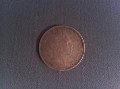 Monedă argint România 200 lei 1942 Regele Mihai foto