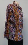 Camasa imprimeu floral ETRO, M/L, Multicolor, Bumbac