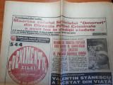 Ziarul evenimentul zilei 7 aprilie 1994-art despre jean-claude van damme