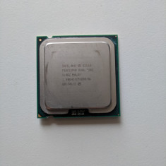 Procesor LGA 775 Intel Pentium E2160 (1M Cache, 1.80 GHz, 800 MHz FSB) Dual core