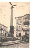 SV * BUCOVINA  *  CERNAUTI  *  MONUMENTUL OSTASILOR  *  1914