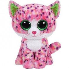 Bb Pisica Roz Sophie - 15 Cm