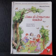 Limba si literatura romana, clasa a II-a – Marcela Penes