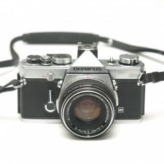 Olympus OM-1 + Zuiko 50mm f1.8 - Stare foarte frumoasa!