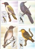 Sao Tome 1983 fauna pasari MI 879-900 22 maxime 6 poze, Stampilat