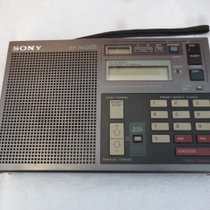 Radio Sony ICF-7600DS