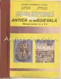 Istoria Universala Antica Si Medievala. Manual Pentru Clasa a V-a