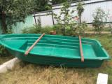 Barca fibra de sticla cu motor