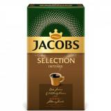 Cafea prajita si macinata Jacobs Selection Intense, 500 g