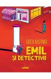 Emil si detectivii, Arthur