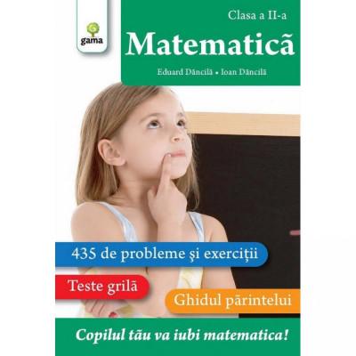 Matematica. Clasa II foto