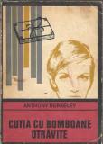 Cutia cu bomboane otravite - Anthony Berkeley ( colectia Enigma )