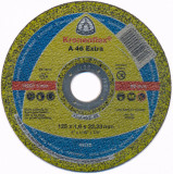 Cumpara ieftin Disc abraziv, Evotools, Klingspor, A46, Extra, D 125 mm, B 1.6 mm