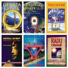 Cumpara ieftin Pachet complet Radu Cinamar - Set 6 volume