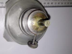 LAMPA VECHE  CU GAZ - MODEL RAR