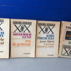 Romanul Secolului - Editura univers