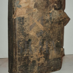 CEASOSSLOV, tiparit in timpullui Francisc I , Sibiu 1830