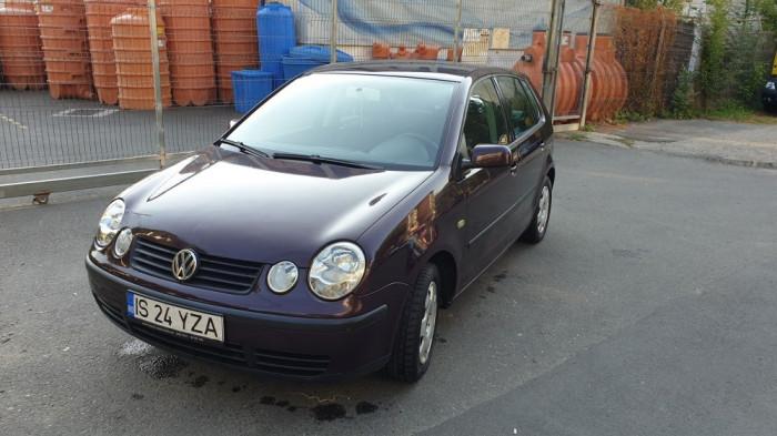 Volkswagen Polo 2003 1.2 Benzina