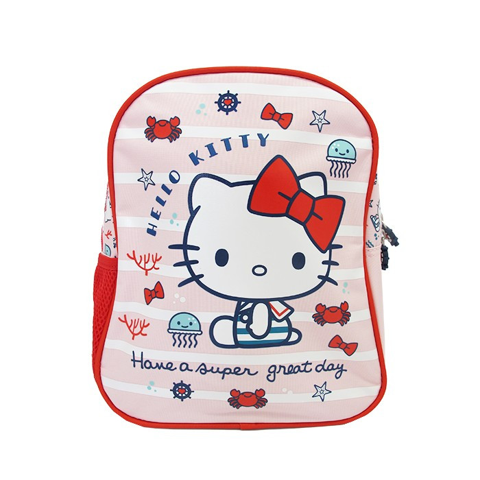 Ghiozdan gradinita mini Pigna Hello Kitty roz deschis HKRS1828-2