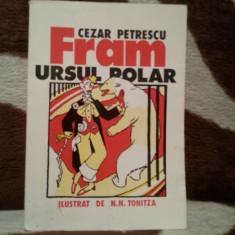 FRAM URSUL POLAR-CEZAR PETRESCU