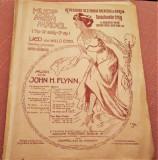 Hupf Mein Madel si Colea'n Gradinita - Colligatum, 2 partituri muzicale vechi