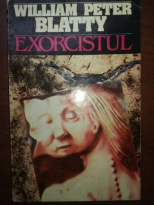 Exorcistul- William Peter Blatty foto