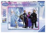 Puzzle Disney Frozen 100P