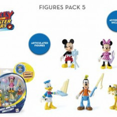 Cumpara ieftin Pachet de 5 figurine articulate Disney