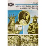Istoria romanilor pentru poporul romanesc vol. 1+2
