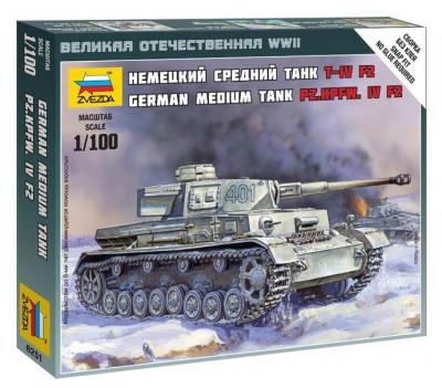 1:100 Panzer IV long gun 1:100 foto