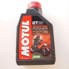 MOTUL ulei motor scuter moto Scooter Power 2T 1L