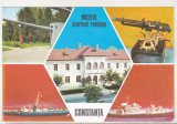 bnk cp Constanta - Muzeul marinei romane  - necirculata