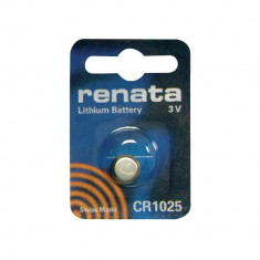 Baterie litiu Renata CR1025 3V 1 Bucata /Set