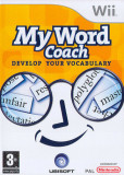 Joc Nintendo Wii My Word Coach - E